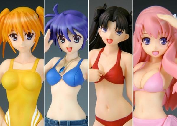 De næste fire Beach Queens fra Wave Corporation