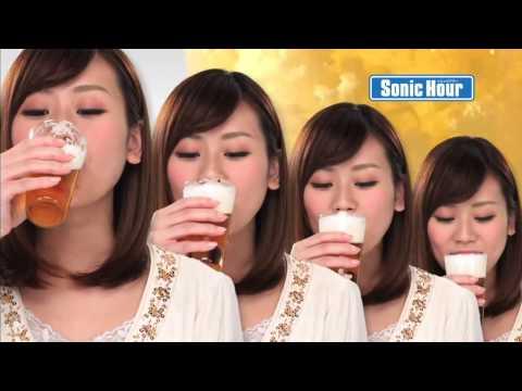Skummende øl er et hit i Japan