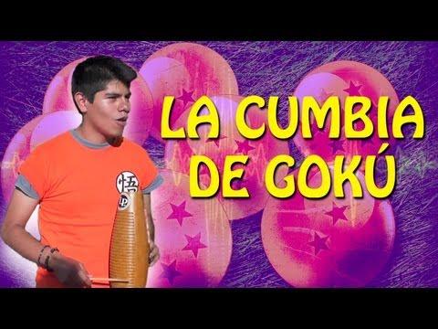 La Cumbia de Goku laver DragonBall Z til en dans