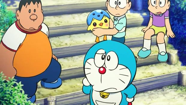 Doraemon hjælper Tokyo med at blive Olympiade værter