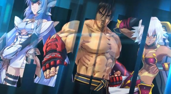 Project X Zone – Global Gamers Day trailer