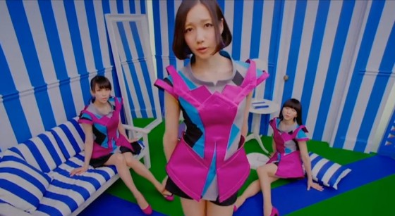 "Kort musikvideo for Perfume ""Magic of Love"""