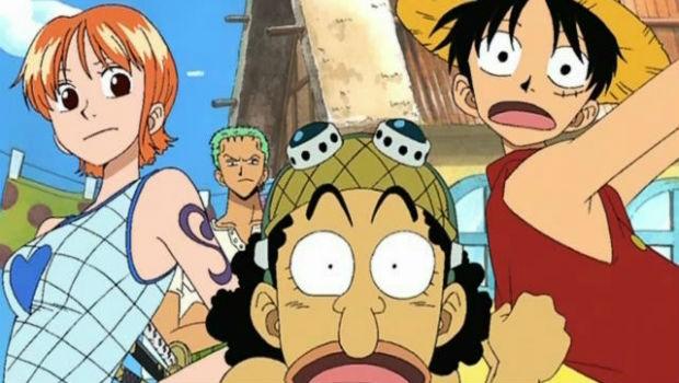 """One Piece Unlimited World Red"" kommer til 3DS"