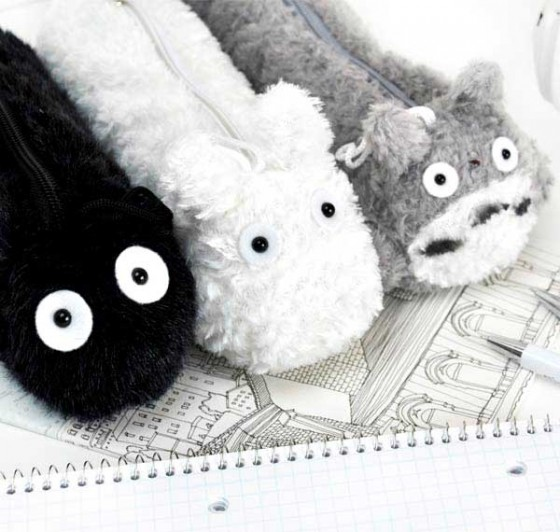 """Min Nabo Totoro"" skriveredskaber"