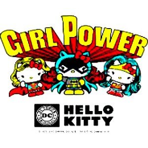 Hello Kitty samarbejder med DC og Uglydoll