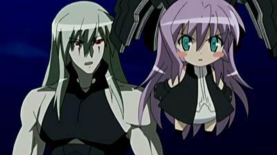 Ugens anime: Demonbane