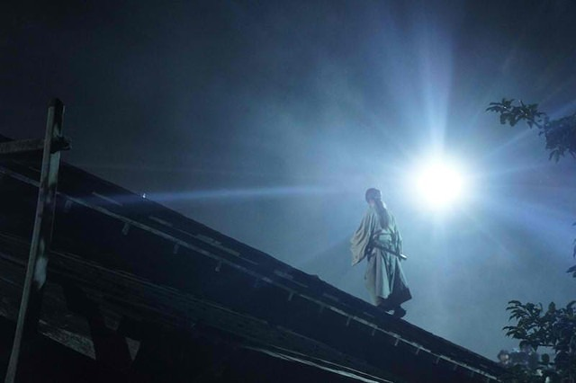 """Endnu et billede fra den kommende ny live action """"Rurouni Kenshin"""""""