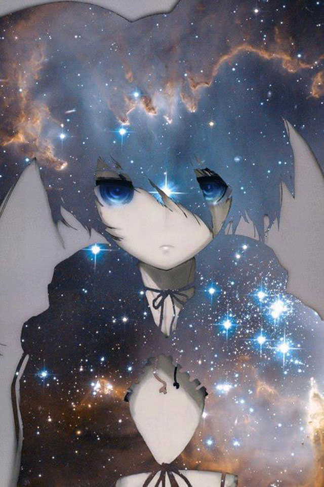Black Rock Shooter mobil