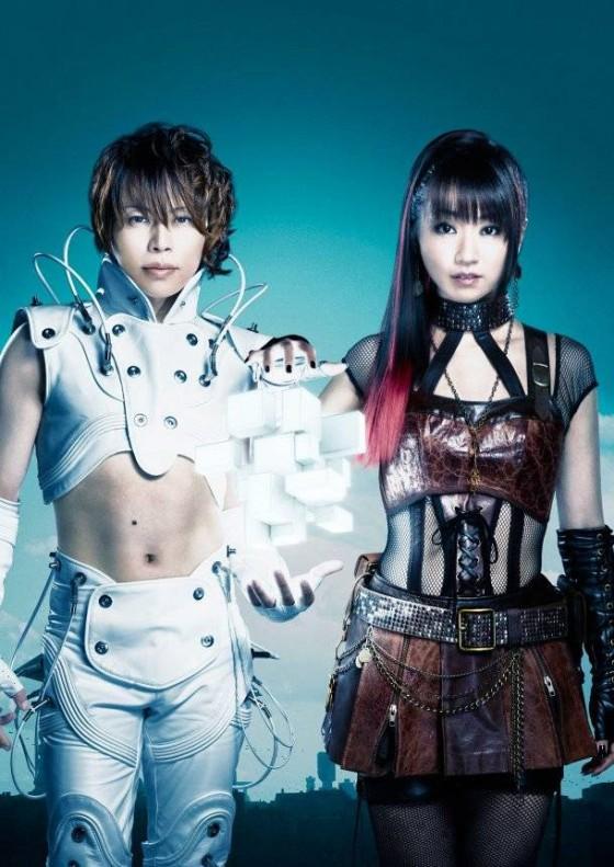 Mere om T.M.Revolution og Mizuki Nanas anden fælles single