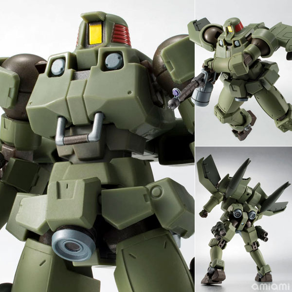 Robot Spirits -SIDE MS- Leo (Flight Unit Equipped) [Mobile Suit Gundam Wing]