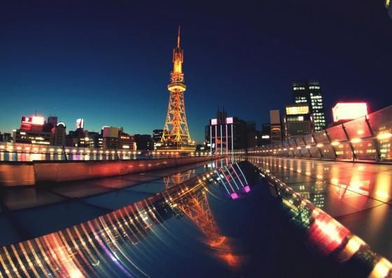 Nagoyas TV tårn