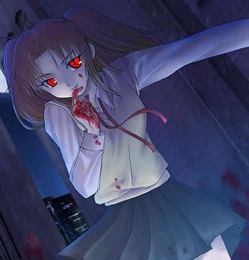 AIOdense – Lørdag 5 oktober 2013 – Seijin – Anime gysere