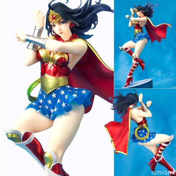 DC COMICS BISHOUJO - Armored Wonder Woman