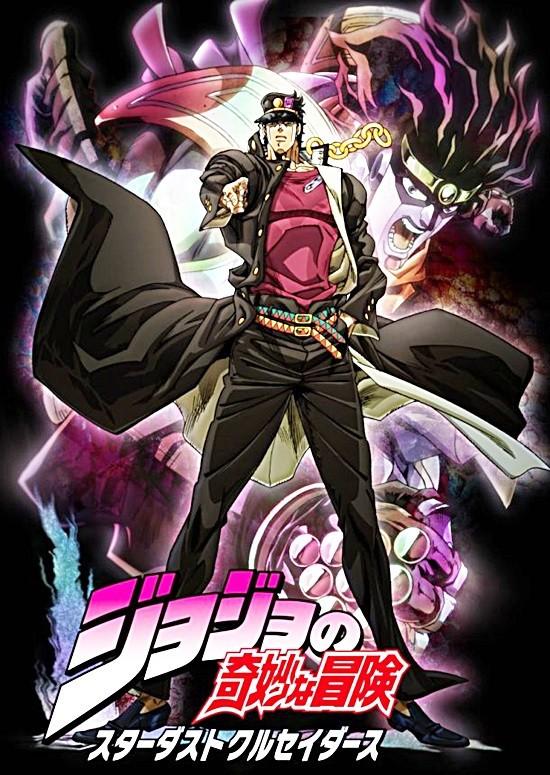 """""""Jojo's Bizarre Adventure Part III"""" TV anime kommer til foråret 2014"""