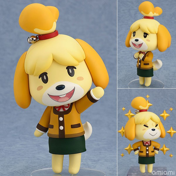 Nendoroid Shizue Winter Ver. [Animal Crossing: New Leaf]