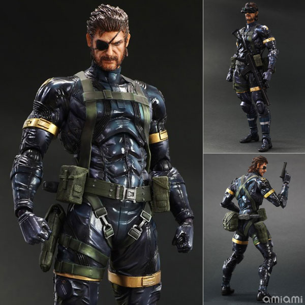 Play Arts Kai Snake [Metal Gear Solid 5 Ground Zeroes]