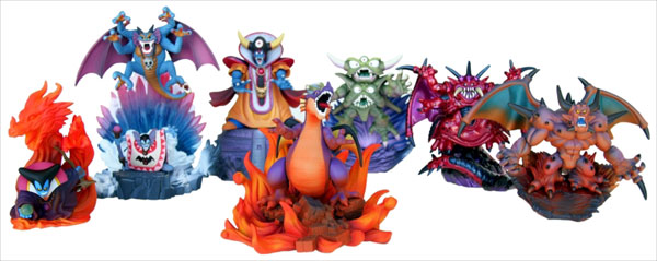 Dragon Quest Monsters Gallery HD THE BEST BOX