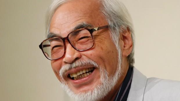 Hayao Miyazaki, instruktør af bl.a. Min Nabo Totoro, Chihhiro og Heksene og Ponyo