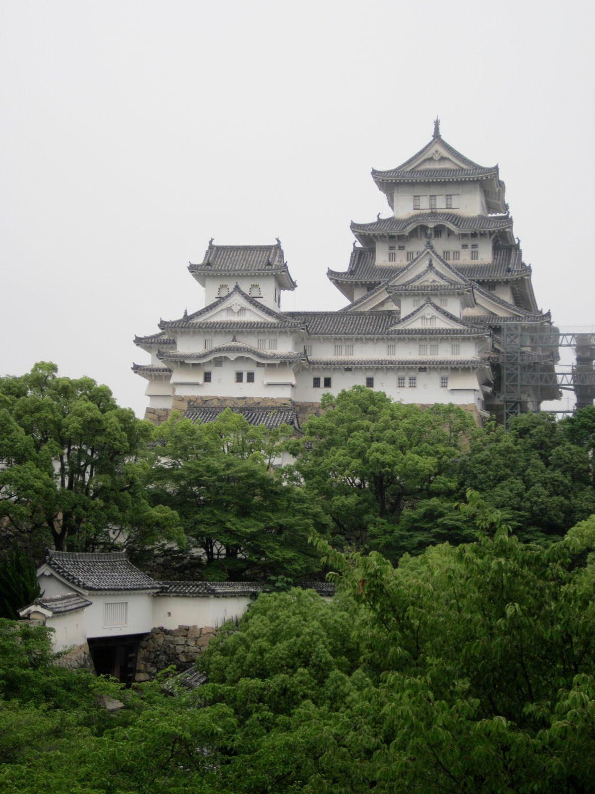 Himeji borgen