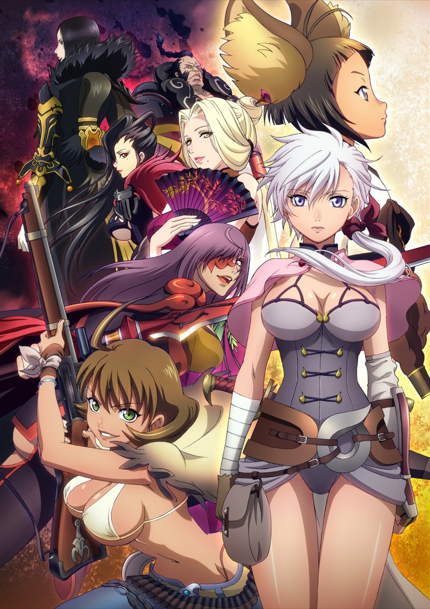 """Trailere for """"Blade & Soul"""" animeen"""