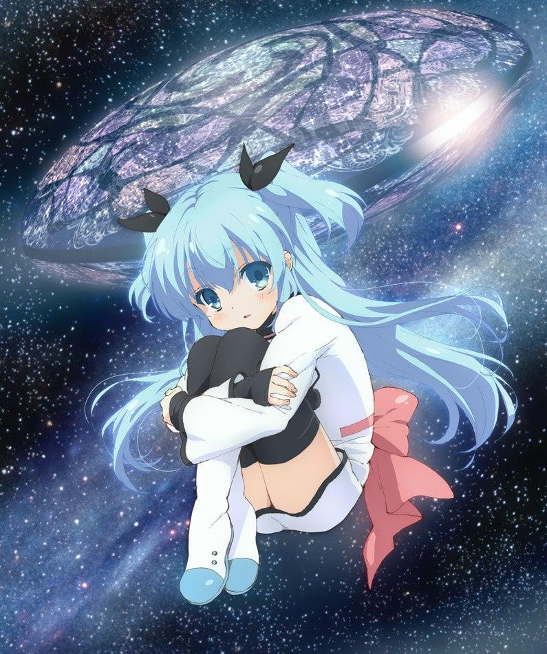 """Ny original TV anime """"Sora no Method"""""""