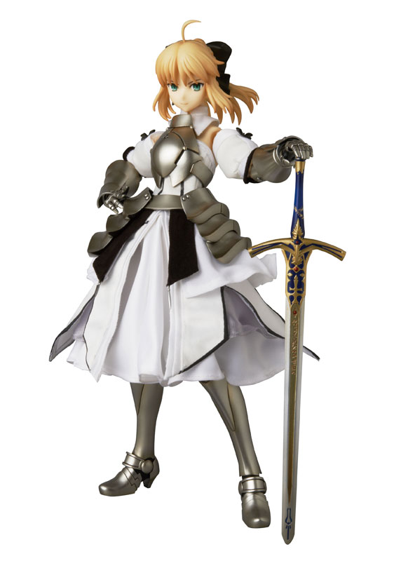 Saber Lily Real Action Hero [Fate/unlimited codes]