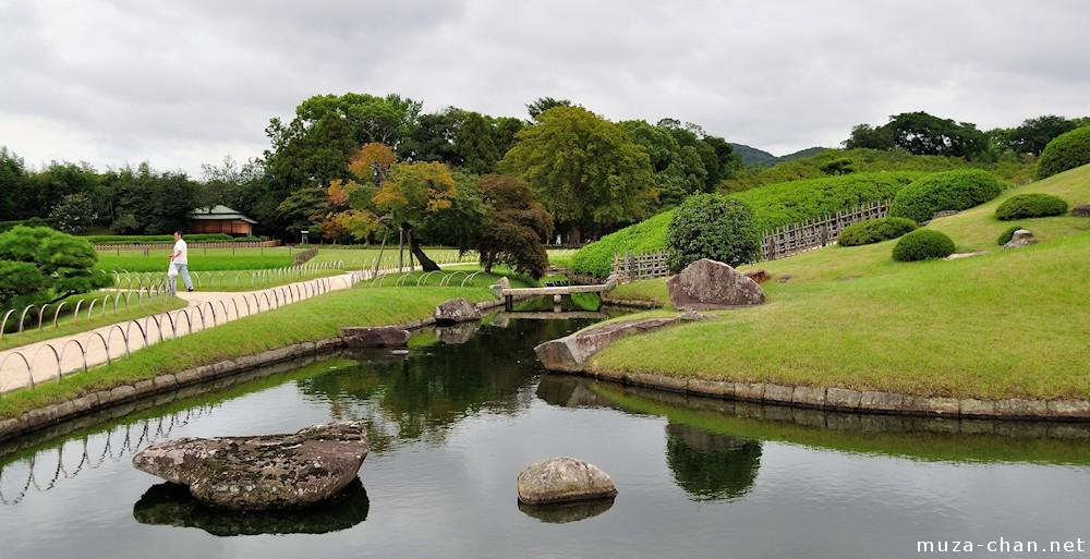 Sute-ishi i Koraku-en i Okayama