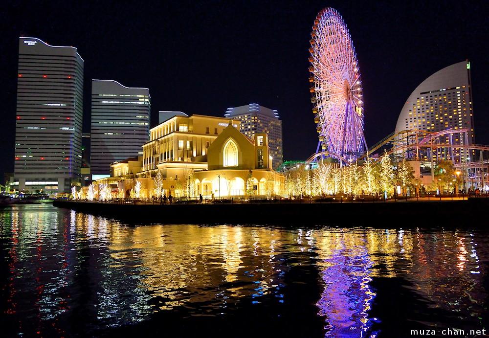 Lys i Minato Mirai