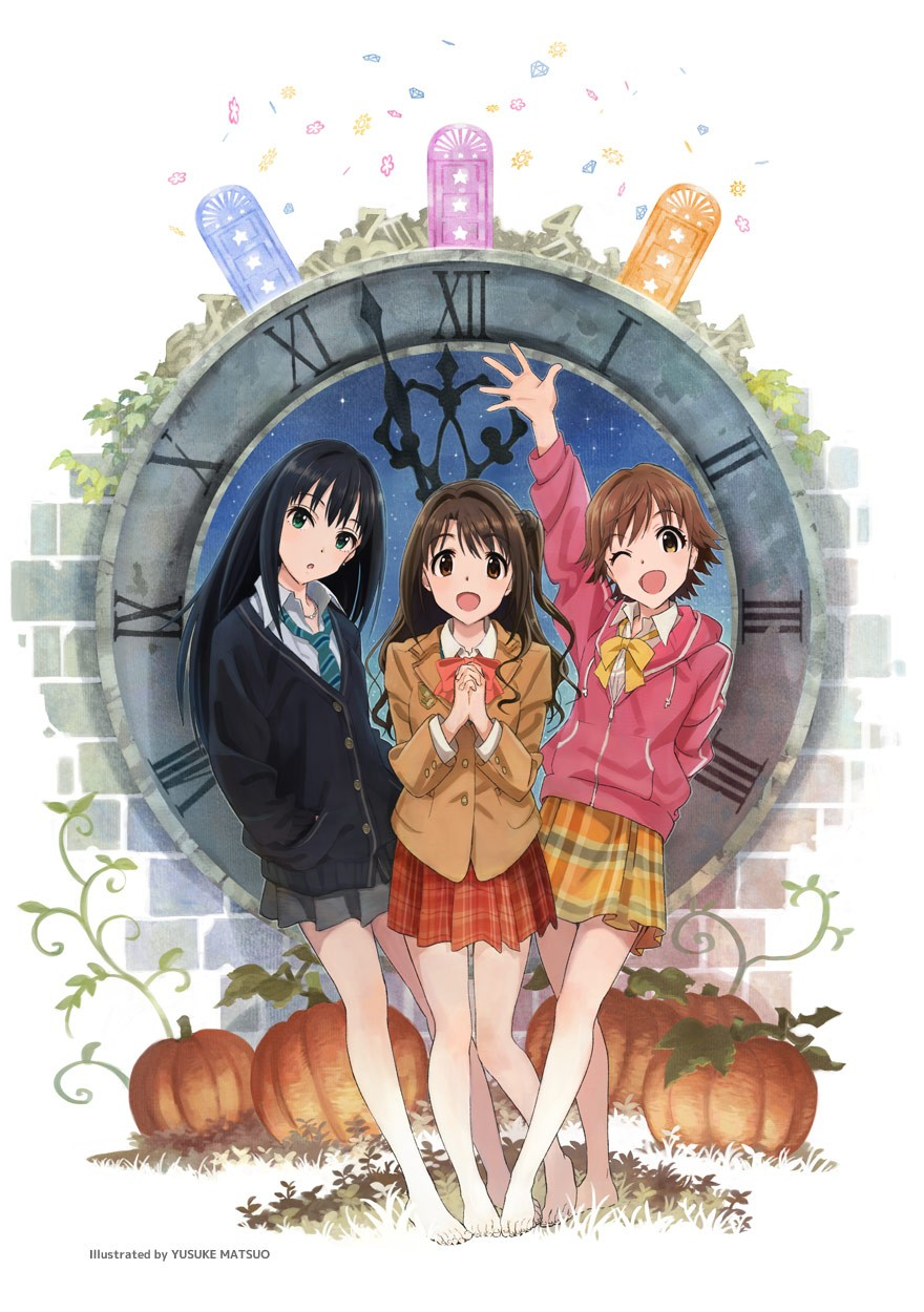 "Der kommer en ""The Idolmaster: Cinderella Girls"" TV anime til januar 2015"