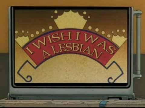 Ugens amv: I wish I was a Lesbian