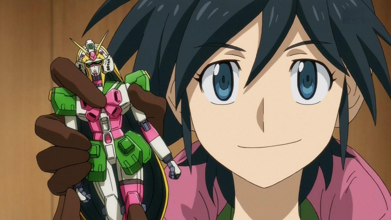 """Gundam Build Fighters"" ny anime serie på vej"