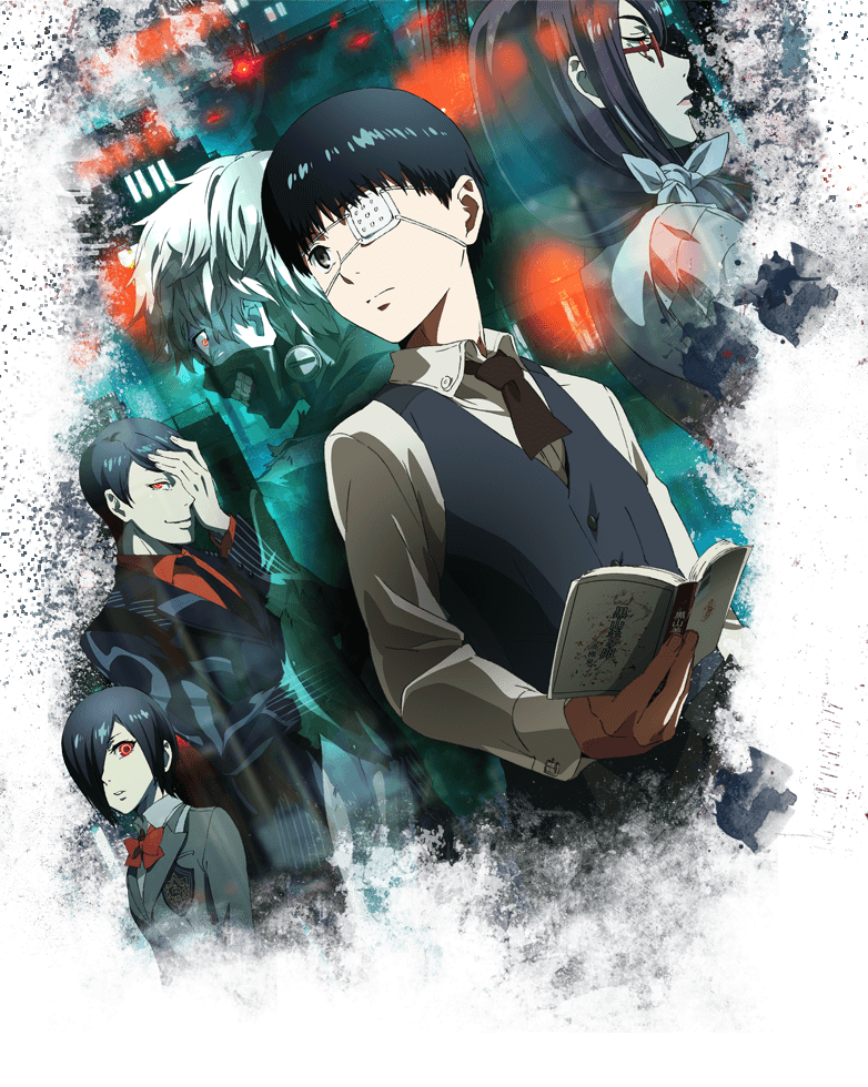 """""""Tokyo Ghoul""""  trailer to"""