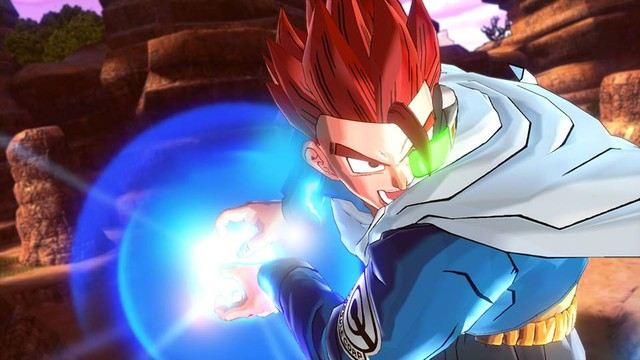 """Dragon Ball Xenoverse"" får ny person"
