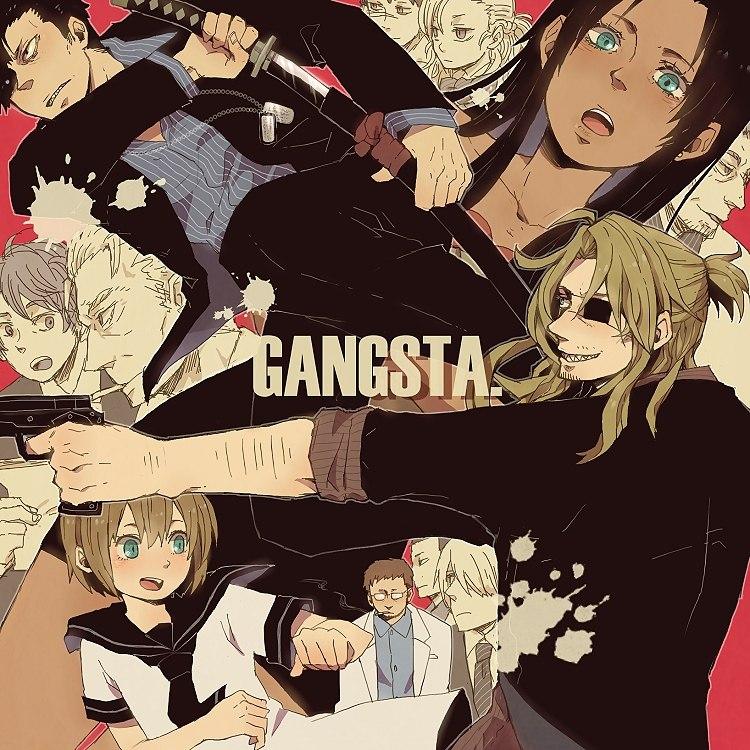 """Gangsta."" TV anime undervejs"