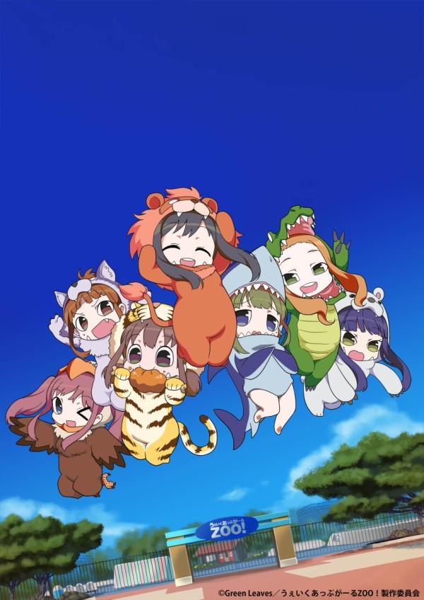 Wake Up Girls får chibi spin-off anime