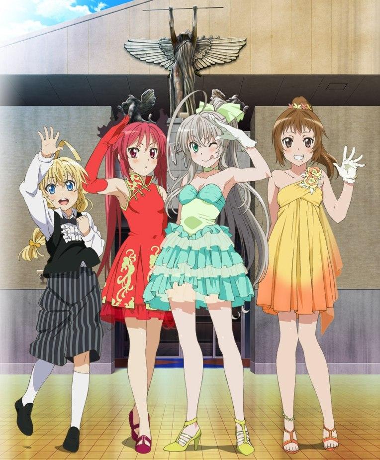 Haiyore! Nyaruko-san F OVA undervejs