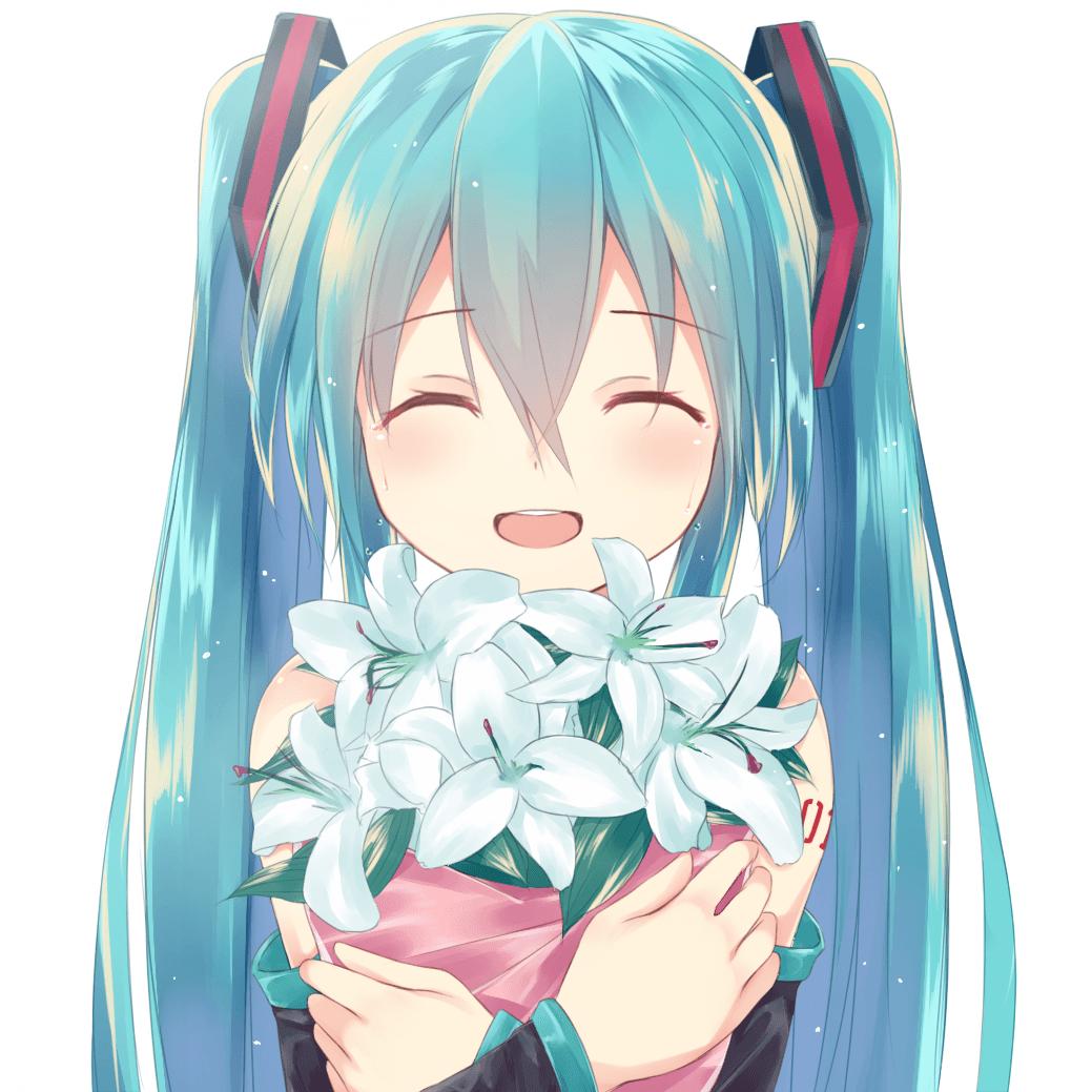 Tillykke med fødselsdagen Hatsune Miku