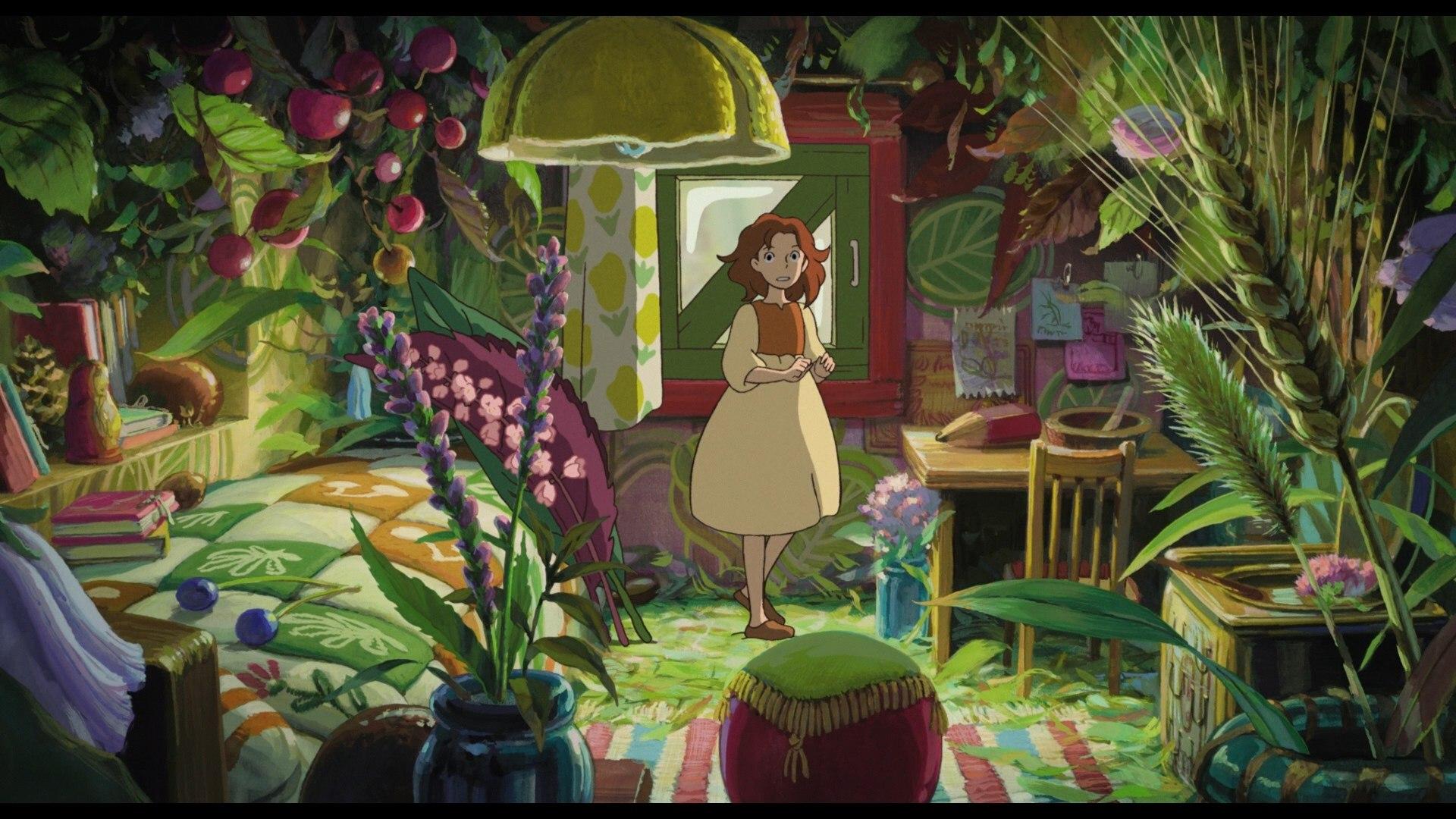 AIOdense - Fredag 19 september - Arrietys hemmelige verden