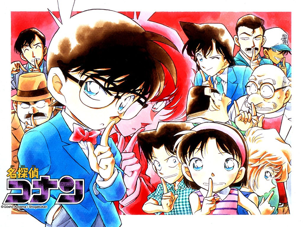 Detective Conan på pause