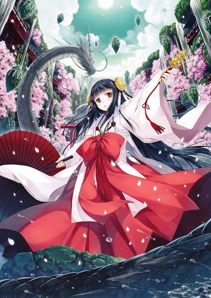Ugens afstemning: Yndlings anime præstinde