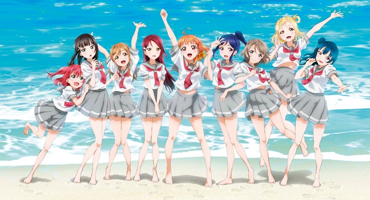 Love Live! Sunshine kommer som TV anime til sommer 2016