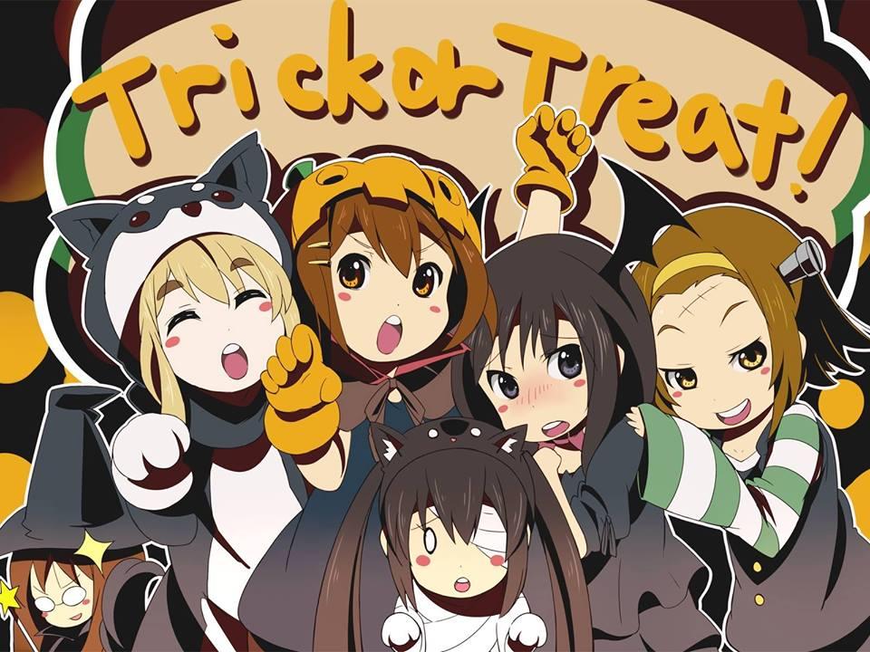 Anime Kita - Chibi 16.11 - Halloween