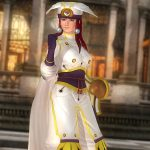 Dead or Alive 5 Last Round x Arc System Works DLC kostume samarbejde preview for Kasumi & Hitomi