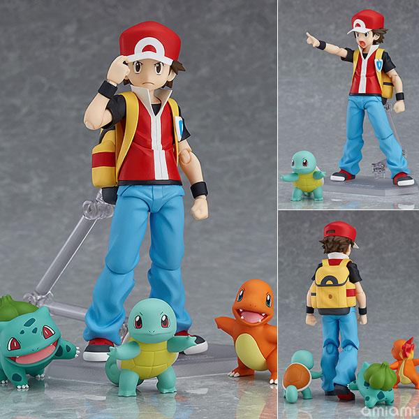figma - Pokemon: Red