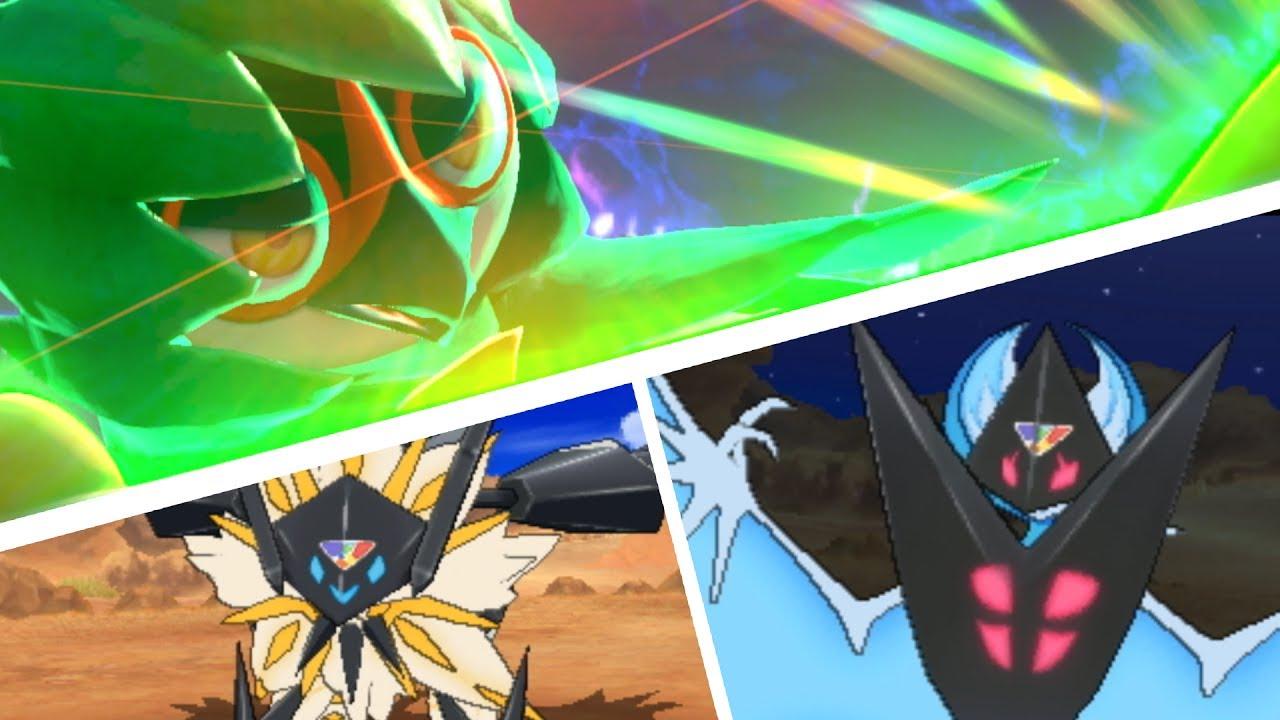 Pokemon Ultra Sun og Ultra Moon på vej til Nintendo 3DS