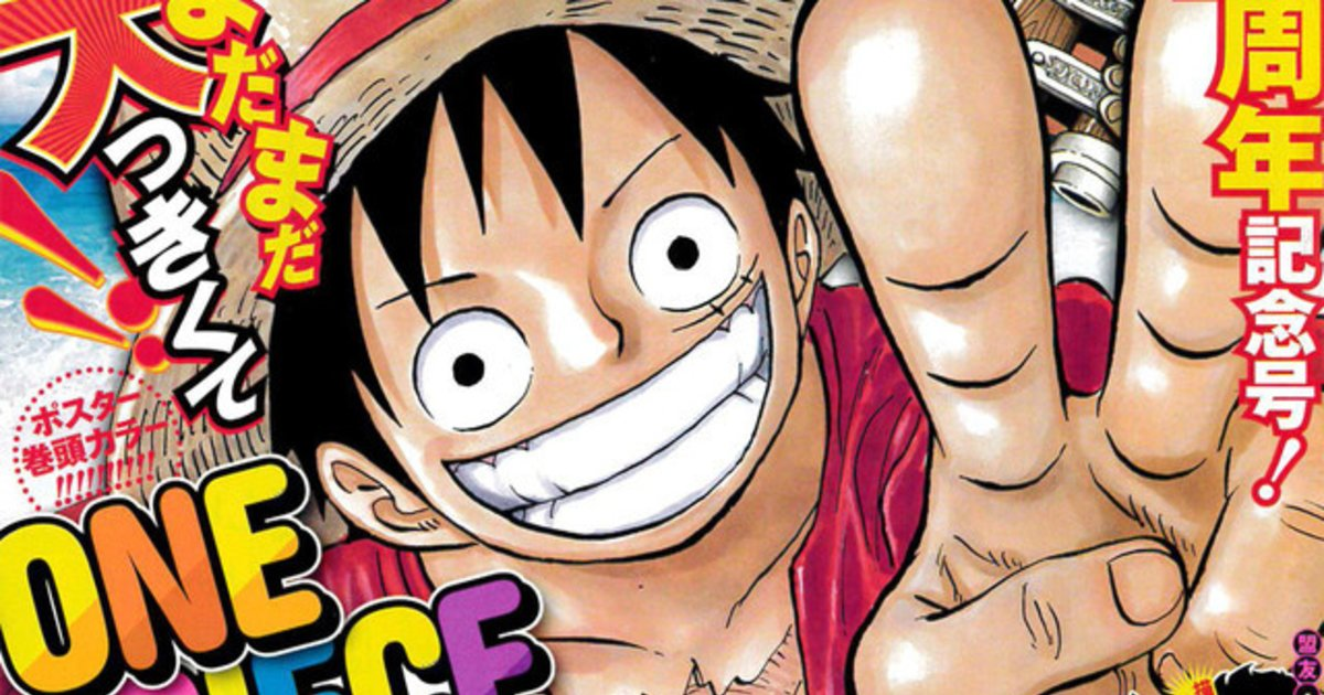 One Piece Manga Får Live-Action Hollywood TV Show