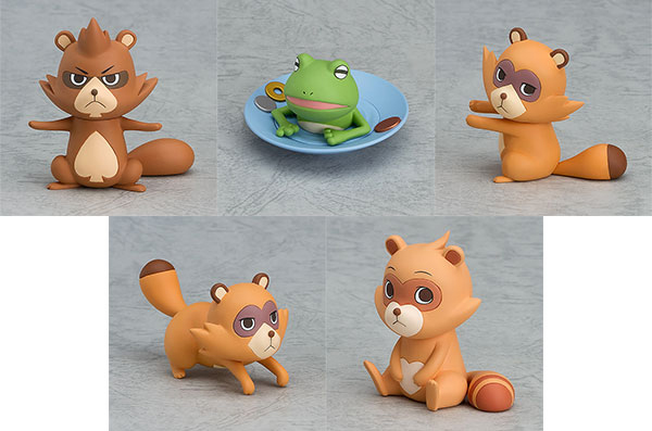 The Eccentric Family 2 Collectible Figure (Set of 5)