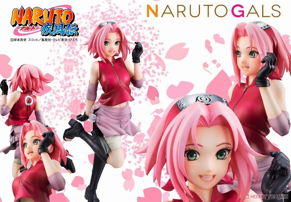 NARUTO Gals - NARUTO Shippuden: Sakura Haruno