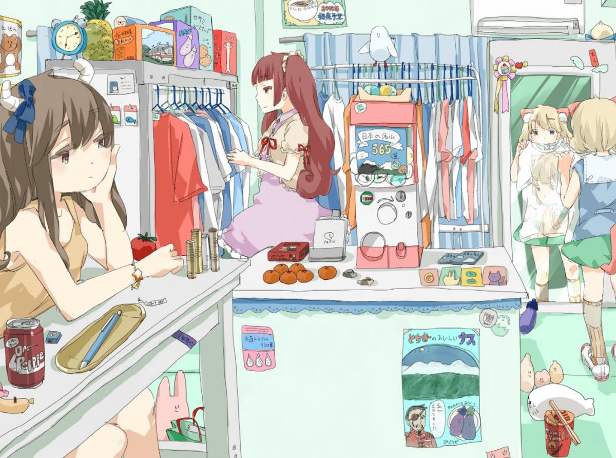 Hvordan en 26-årig salgsassistent gik fra deltids kunstner til anime skaber