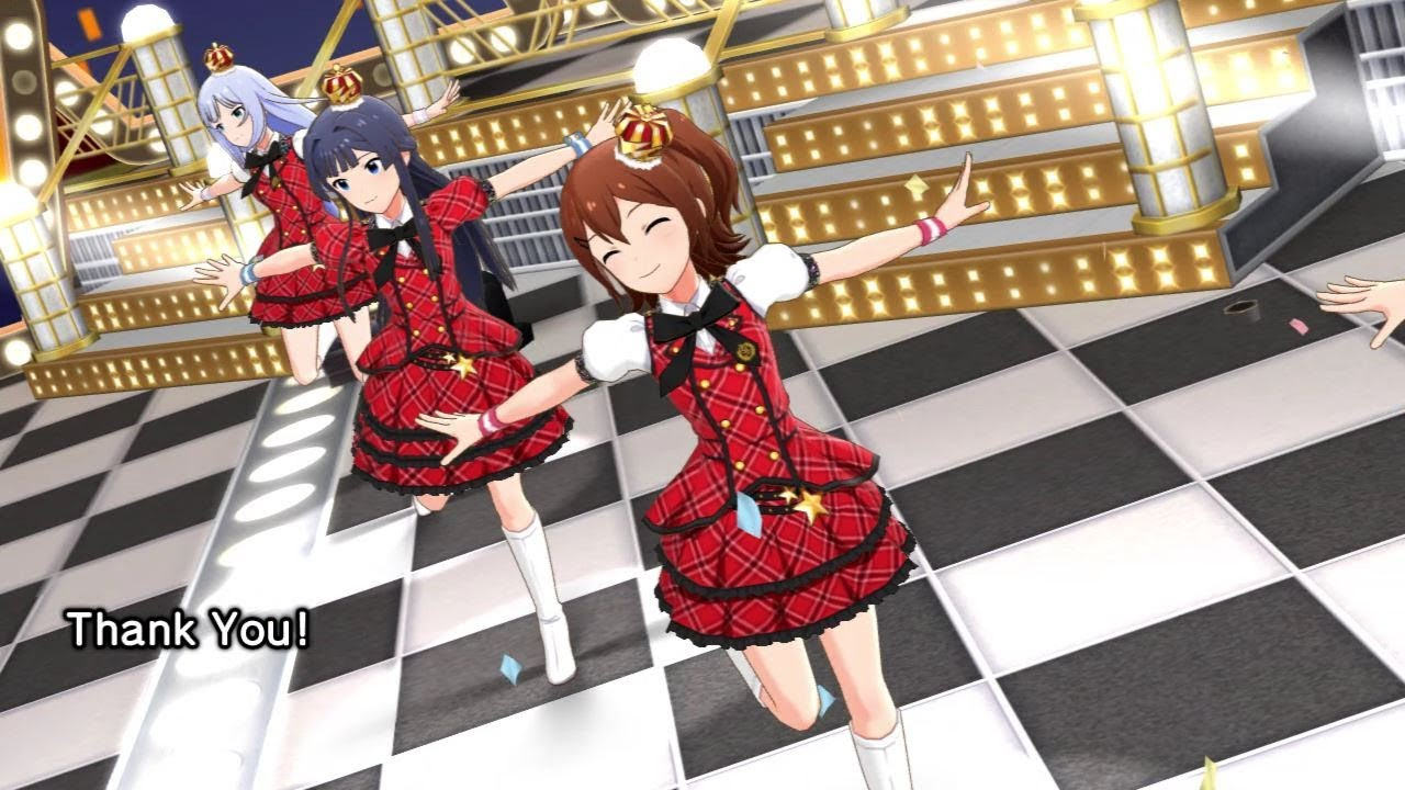 The Idolmaster Million Live -Theater Days- | 『Thank You』 MV special ver.